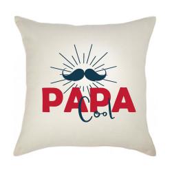 Coussin PAPA COOL 40*40 cm